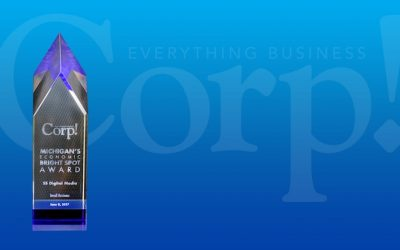 SS Digital Media Wins CORP! Magazine Economic Bright Spot Award