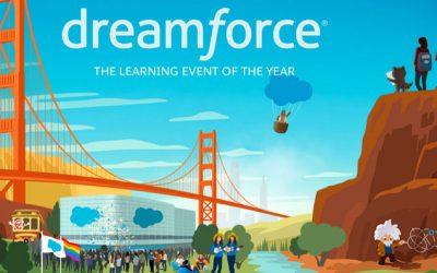 Dreamforce Day 1: Dare to Dream
