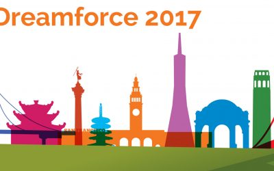 Dreamforce Day 2: You Don't Need Feet