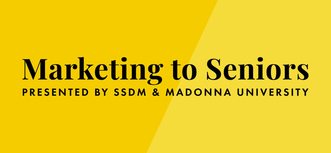 Marketing To Seniors Event