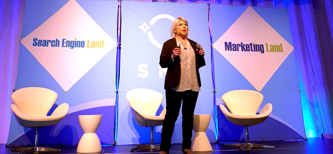 Taking on SMX West