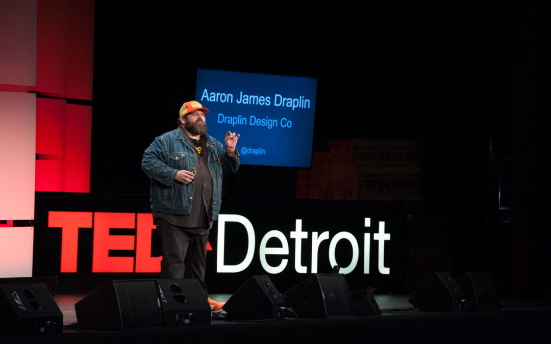 TEDxDetroit by Aly McTaggart