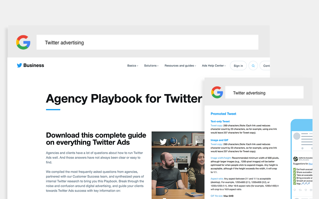 twitter ads playbook