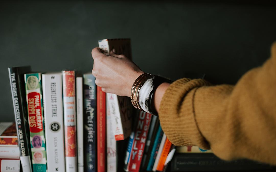 choosing a book