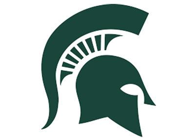 Michigan State University spartan logo