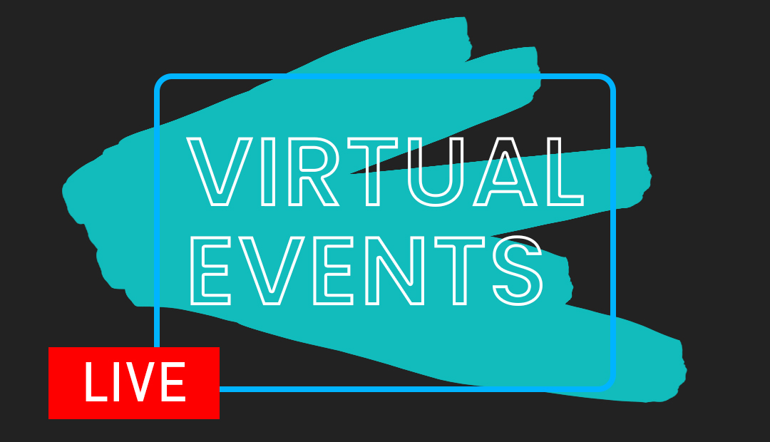 Virtual Events header