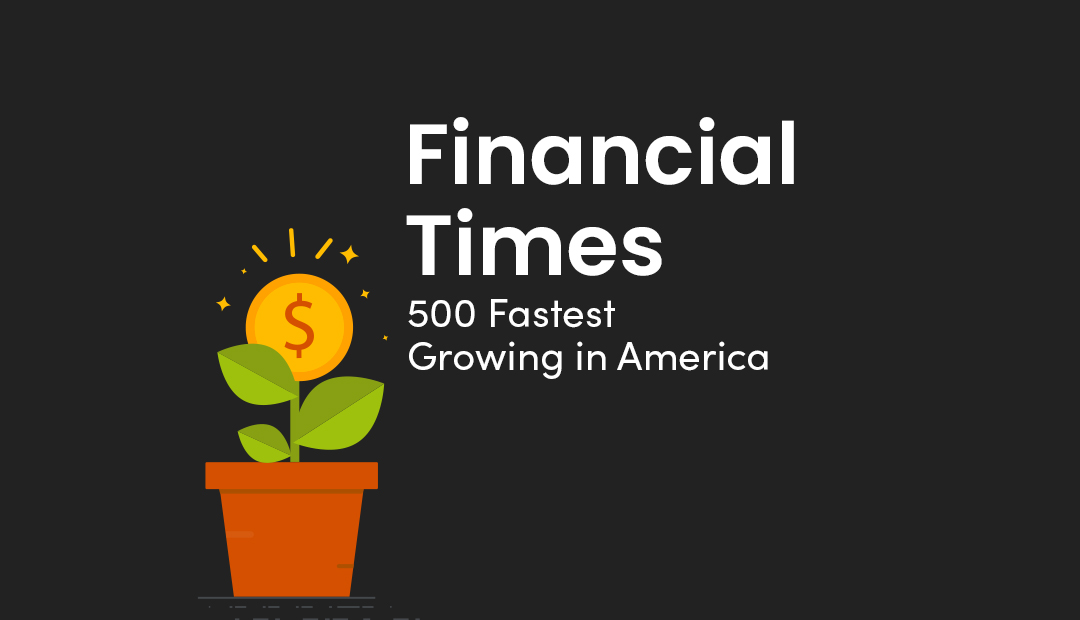 financial times 500 fastest growing logo