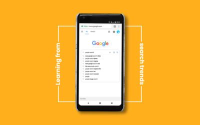 Is your biz (search) trending?